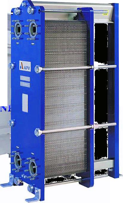 Разборный пластинчатый теплообменник Теплотекс 100E Рыбинск Пластинчатый теплообменник Alfa Laval MX25-MFS Ижевск